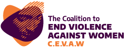 Coalition to End Violence Against Women Logo